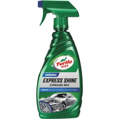 Turtle Wax Express Shine 16 oz Trigger Spray Spray Car Wax