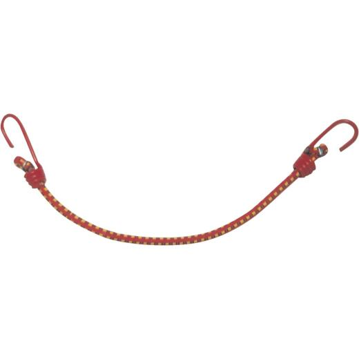 Erickson 1/4 In. x 18 In. Bungee Cord, Assorted Colors