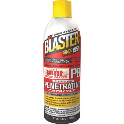 Blaster 11 Oz. Aerosol PB Penetrating Catalyst Penetrant