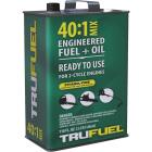 TruFuel 110 Oz. 40:1 Ethanol-Free Small Engine Fuel & Oil Pre-Mix Image 1