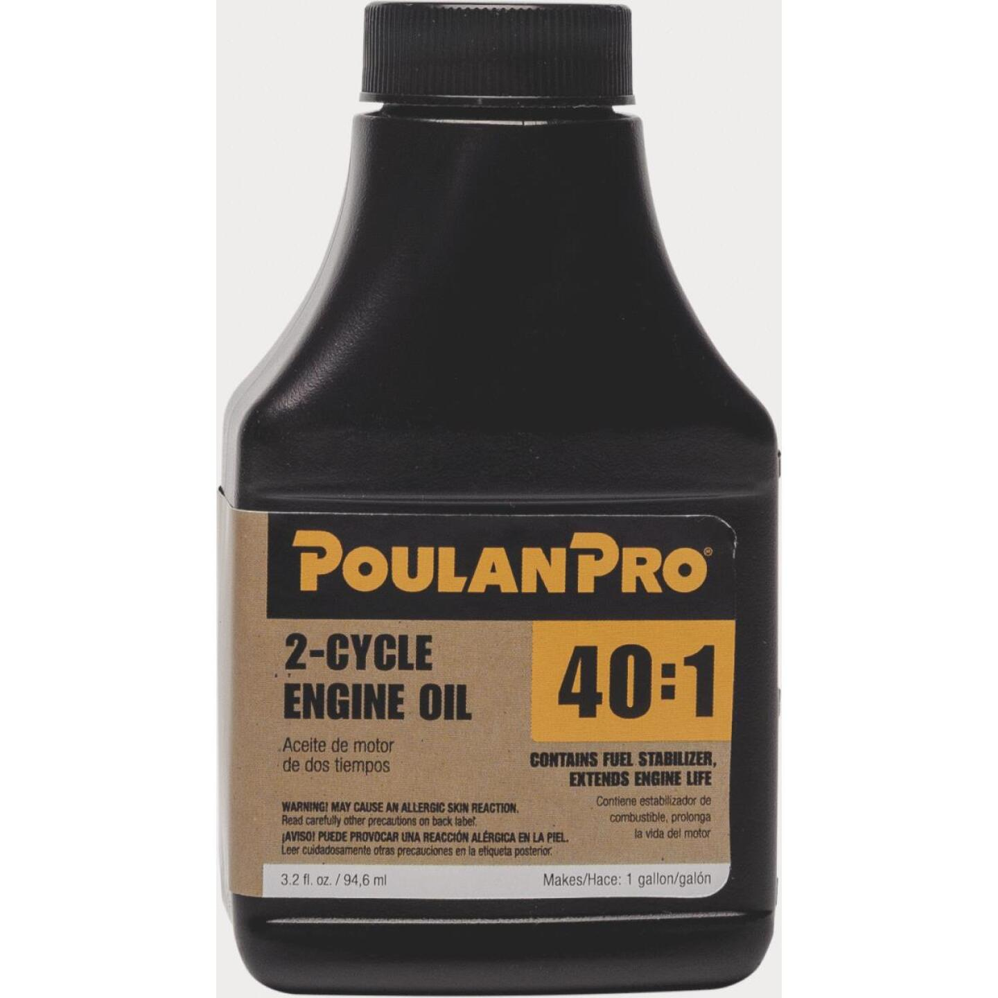 Poulan Pro 3.2 Oz. 2-Cycle Engine Oil Image 1