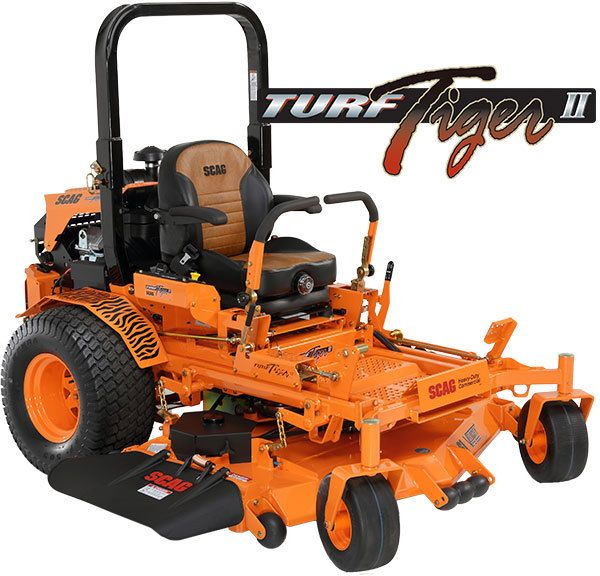 The Turf Tiger 2